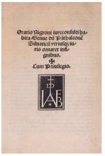 Oratio Nigroni